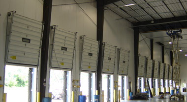 cold storage refrigerated warehouse construction project by martin construction