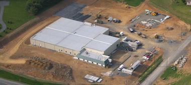 pre-engineered steel building construction contractor and erector